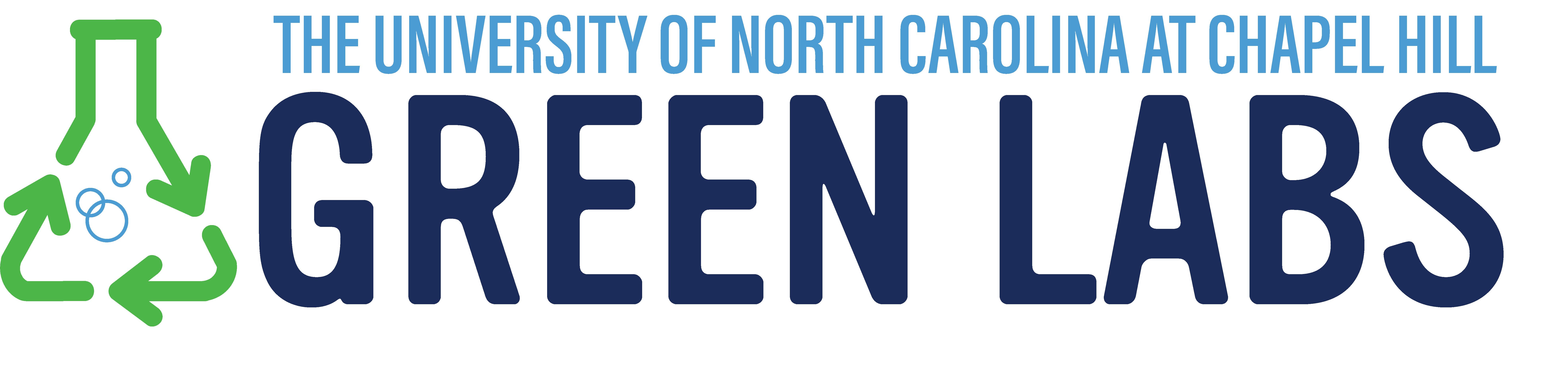 Green Labs at UNC Chapel Hill
